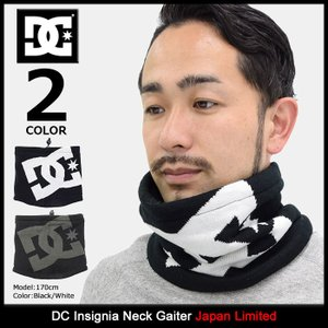 ディーシー DC ネックウォーマー インシグニア ネックゲイター 日本限定(dc Insignia Neck Gaiter Japan Limited 5430J710)|icefield