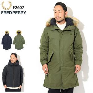 フレッドペリー ジャケット FRED PERRY メンズ フィッシュテイル パーカー コート 日本企...