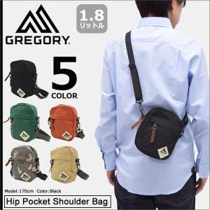 グレゴリー GREGORY ショルダーバッグ ヒップ ポケット(gregory Hip Pocket Shoulder Bag ポーチ メンズ レディース 65695)|icefield