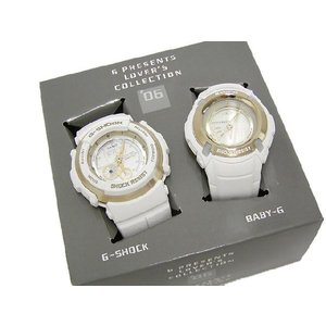 G-SHOCK LOV-06A-7AJR Lovers Collection 2006|icefield