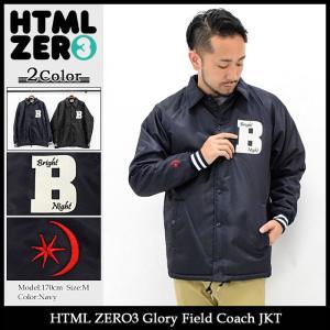 エイチティエムエル ゼロスリー HTML ZERO3 ジャケット グローリー フィールド コーチジャケット(Glory Field Coach JKT アウター)