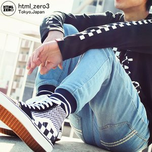 エイチティエムエル ゼロスリー パンツ HTML ZERO3 メンズ ストック ミスト デニム スウ...