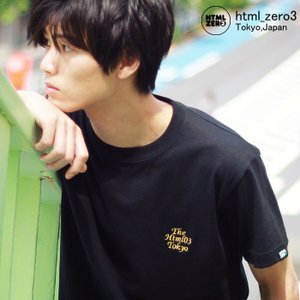 エイチティエムエル ゼロスリー Tシャツ 半袖 HTML ZERO3 メンズ ザ Html03(Th...