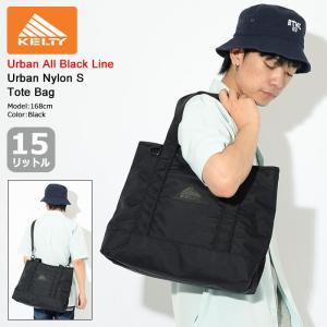 ケルティ KELTY トートバッグ アーバン ナイロン S トート バッグ(kelty Urban Nylon S Tote Bag Urban All Black Line 2592096)|icefield
