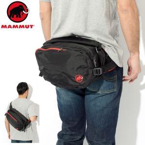 【20%OFF】マムート ウエストバッグ MAMMUT ハイク (Hike Waist Bag Wa...