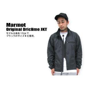 Marmot(マーモット) Original Driclime JKT|icefield
