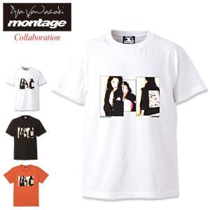 モンタージュ Tシャツ 半袖 montage メンズ 川崎あや ザ ビビッド コラボ(montage...