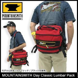 マウンテンスミス MOUNTAINSMITH デイ クラシック ランバーパック(mountainsmith Day Classic Lumbar Pack ウエストバッグ ヒップバッグ メンズ 40102)|icefield