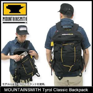 マウンテンスミス MOUNTAINSMITH タイロール クラシック バックパック(mountainsmith Tyrol Classic Backpack バッグ リュック メンズ 男性用 40104)|icefield