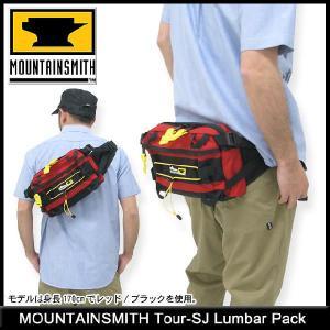 マウンテンスミス MOUNTAINSMITH ツアー SJ ランバーパック(mountainsmith Tour-SJ Lumbar Pack ウエストバッグ ヒップバッグ メンズ 男性用 40121)|icefield