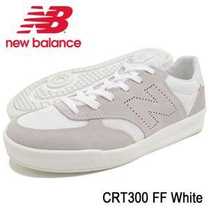 ニューバランス new balance スニーカー メンズ 男性用 CRT300 FF White(newbalance CRT300 FF CRT300-FF) icefield