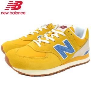 ニューバランス スニーカー new balance メンズ 男性用 ML574 SCB Yellow...