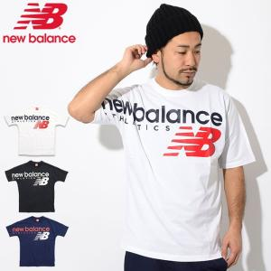 c82cbfc3c121f ニューバランス Tシャツ 半袖 new balance メンズ NB アスレチック クロスオーバー(NB Athletic Crossover Tee  ビッグシルエット MT91512)