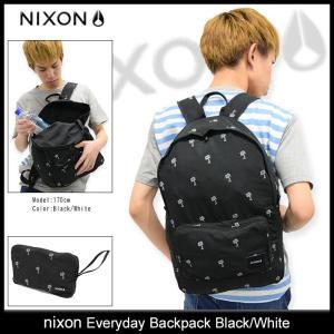 ニクソン リュック nixon エブリデイ バックパック ブラック/ホワイト(Everyday Ba...