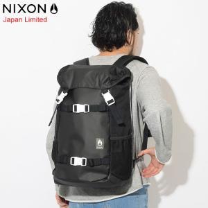 ニクソン リュック nixon ランドロック 3 バックパック ブラック/ホワイト 日本限定(Lan...