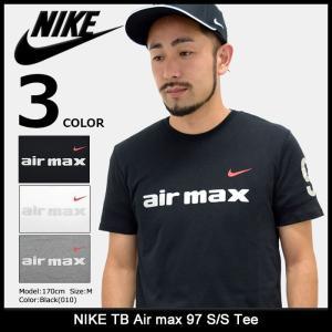 ナイキ Tシャツ 半袖 NIKE メンズ TB エア マックス 97(nike TB Air max...