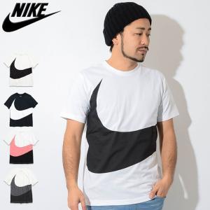 ナイキ Tシャツ 半袖 NIKE メンズ HBR スウッシュ 1(nike HBR Swoosh 1...