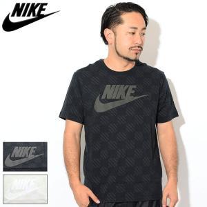 ナイキ Tシャツ 半袖 NIKE メンズ トリプル ブラック(nike Triple Black S...