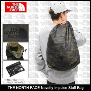 ザ ノースフェイス THE NORTH FACE バッグ ノベルティ インパルス スタッフバッグ(Novelty Impulse Stuff Bag メンズ レディース NM61539) icefield
