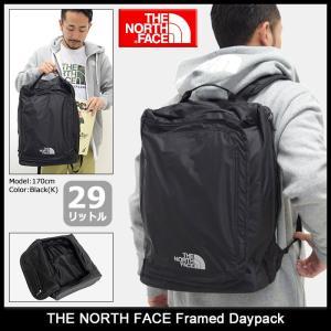 ザ ノースフェイス THE NORTH FACE リュック フレームド デイパック(Framed Daypack バックパック メンズ レディース NM61656)|icefield