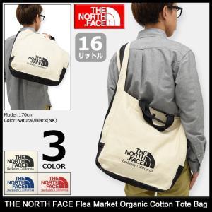 ザ ノースフェイス THE NORTH FACE トートバッグ フリー マーケット オーガニック コットン(Flea Market Organic Cotton Tote Bag NM81215)|icefield