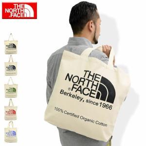 ザ ノースフェイス THE NORTH FACE トートバッグ TNF オーガニック コットン(TNF Organic Cotton Tote Bag メンズ レディース NM81616)|icefield