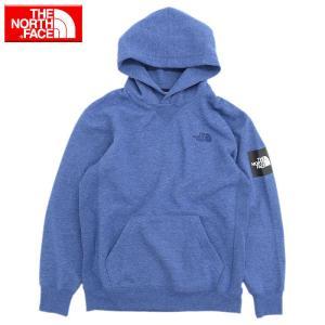 【10/22入荷予定】ザ ノースフェイス プルオーバー パーカー THE NORTH FACE メンズ スクエア ロゴ フーディ(Square Logo Hoodie NT61835)