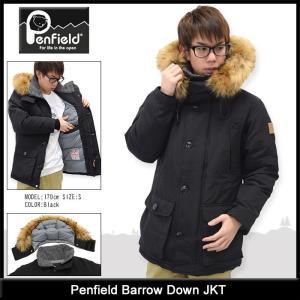 ペンフィールド Penfield ジャケット メンズ バロー ダウン(Barrow Down JKT ダウンジャケット アウター 男性用 PF-2016AW-0105)|icefield