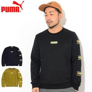 プーマ PUMA トレーナー メンズ ホリデー クルー スウェット ( PUMA Holiday C...