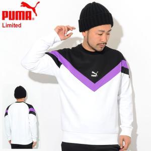 プーマ PUMA トレーナー メンズ アイコニック MCS クルー スウェット 限定 (Iconic...