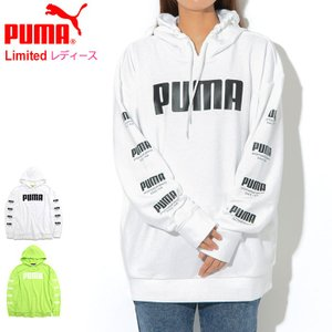 プーマ プルオーバー パーカー PUMA レディース アシディック パック 限定(Acidic Pa...
