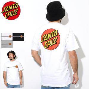 サンタクルーズ Tシャツ 半袖 SANTA CRUZ メンズ クラシック ドット(Classic D...