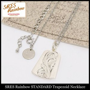エスアールエス レインボー スタンダード SRES Rainbow STANDARD ネックレス トラペゾイド(Trapezoid Necklace アクセサリー)|icefield
