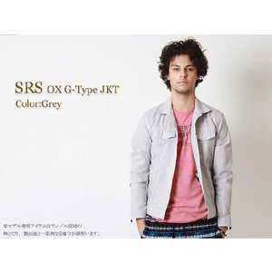 SRS(エスアールエス) OX G-Type JKT|icefield