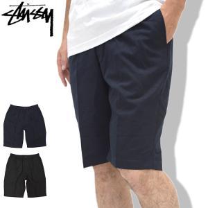 ステューシー STUSSY ハーフパンツ メンズ Bryan II(stussy short pant ショートパンツ ボトムス 男性用 112208)|icefield