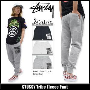 ステューシー STUSSY パンツ メンズ Tribe Fleece(stussy pant スウェットパンツ ボトムス メンズ・男性用 116238)|icefield