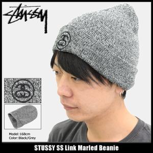 ステューシー STUSSY ニット帽 SS Link Marled(stussy beanie ビーニー 帽子 ニットキャップ メンズ・男性用 132857)|icefield