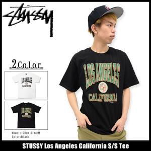 ステューシー STUSSY Tシャツ メンズ Los Angeles California 1903855|icefield