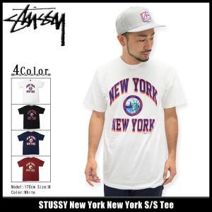 ステューシー STUSSY Tシャツ メンズ New York New York 1903856|icefield