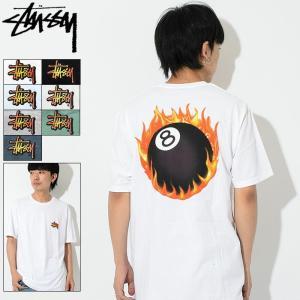 ステューシー STUSSY Tシャツ メンズ Fireball 1904225 USAモデル 正規