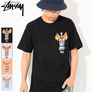 ステューシー STUSSY Tシャツ メンズ Phoenix 1904231 USAモデル 正規