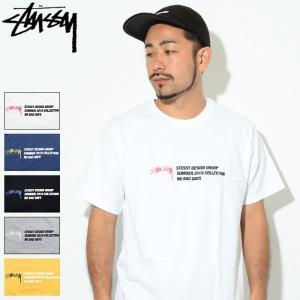 ステューシー Tシャツ 半袖 STUSSY メンズ Design Group(stussy tee ...