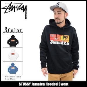 ステューシー STUSSY プルオーバー パーカー メンズ Jamaica(stussy hooded sweat トップス 男性用 1923989)|icefield