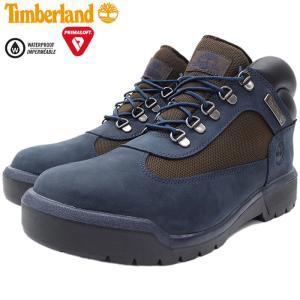 ティンバーランド ブーツ Timberland メンズ 男性用 フィールド ブーツ Navy Nub...