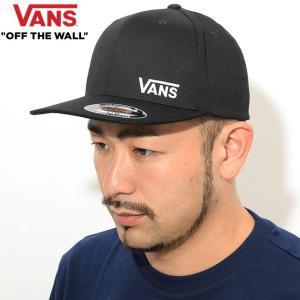 バンズ キャップ VANS スプリッツ フィッテッド キャップ(vans Splitz Fitted...