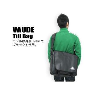 VAUDE(ファウデ) Till Bag【メッセンジャーバッグ】|icefield