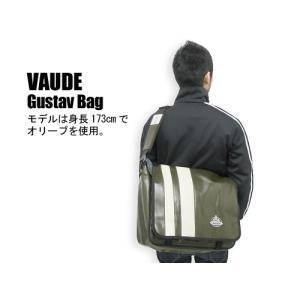 VAUDE(ファウデ) Gustav Bag【メッセンジャーバッグ】|icefield