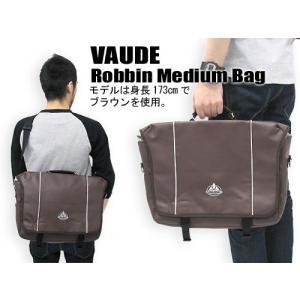 VAUDE(ファウデ) Robbin Medium Bag【メッセンジャーバッグ】|icefield