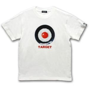 Tシャツ/モッズ・エッグ・ターゲット  半袖/メンズ/レディ...