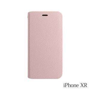 iPhoneXR ケース Bellezza Calma (ベレッツァカルマ)手帳型ケース Pink(ピンク)|iceselection